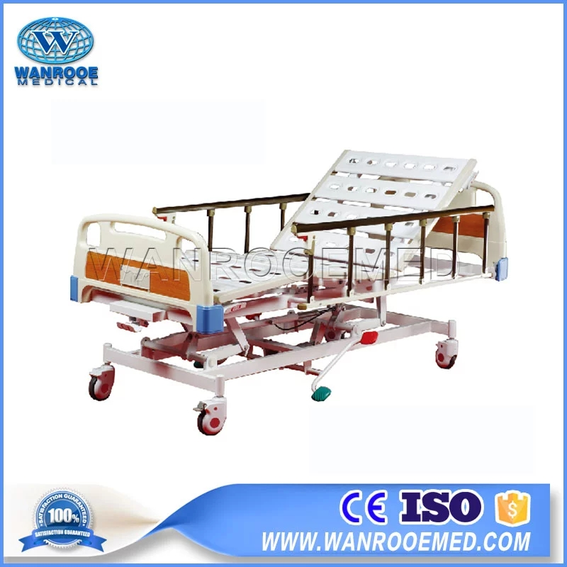 5 Functions Bed,Patient Bed,Hospital Bed,Medical Bed,Hydraulic Patient Bed