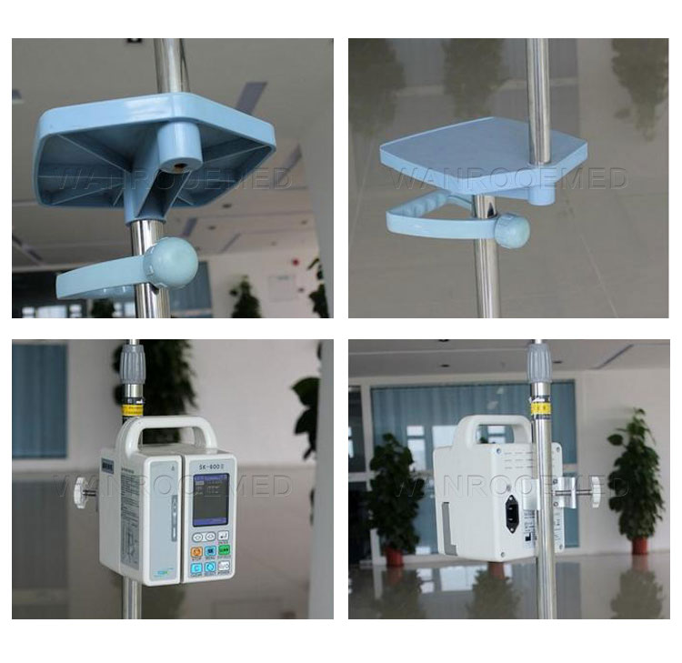 Infusion Pole,IV Stand,Stainless Steel Pole,Medical IV Stand,Hospital IV Stand