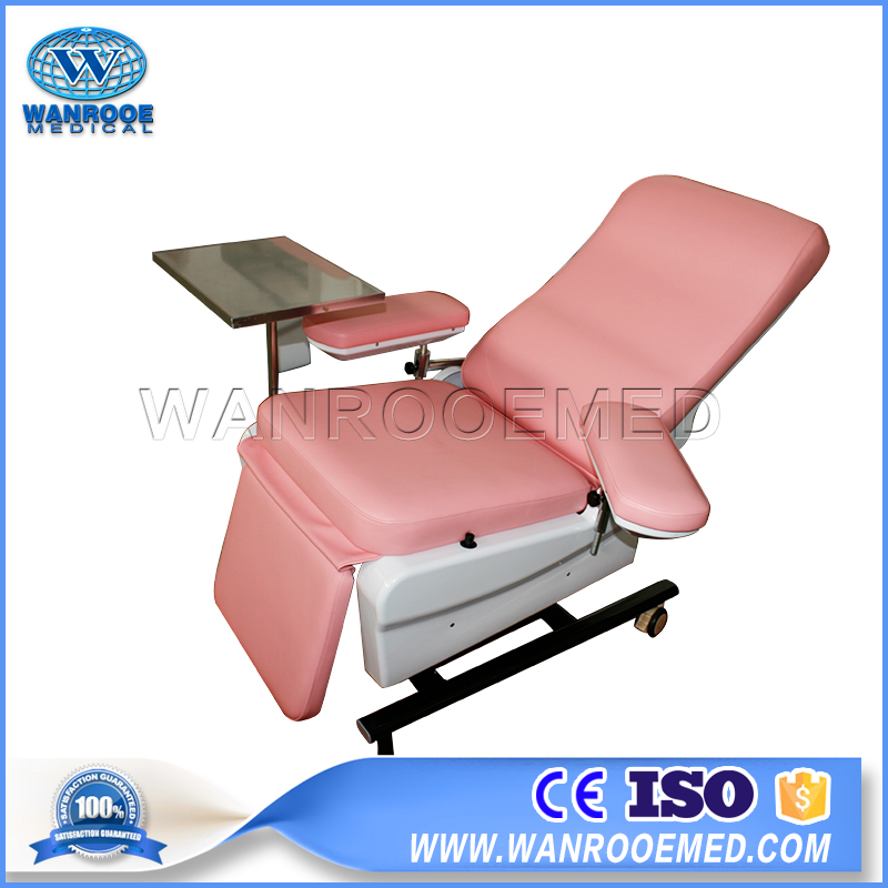 BXD100A Medical Hospital Simple Transusion Blood Collection Donation Chair