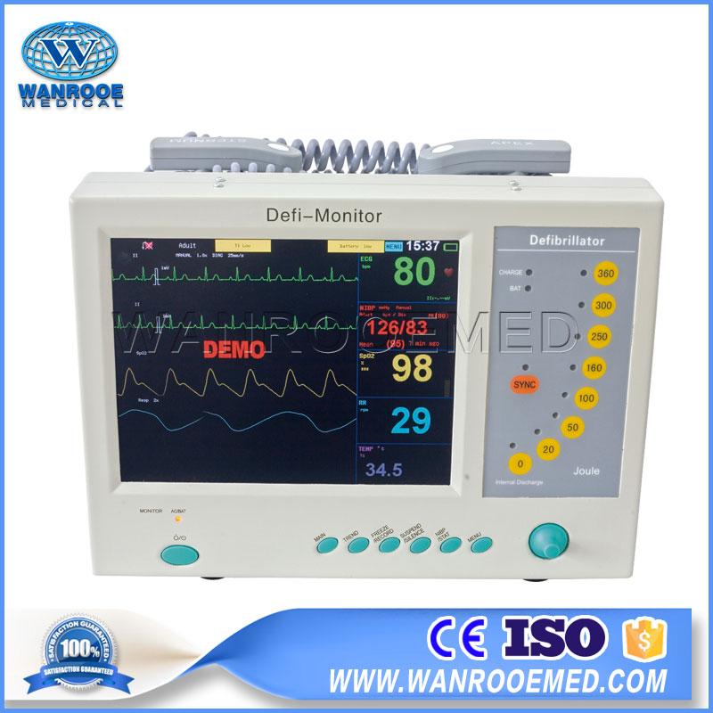 Defibrillator, Monophasic Defibrillator, Portable Defibrillator, Automated Defibrillator, AED Defibrillator