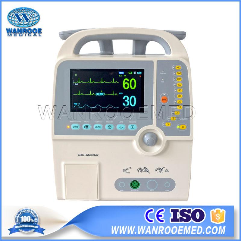 Defibrillator, Portable Defibrillator, Monophasic Defibrillator, AED Defibrillator, Automated Defibrillator