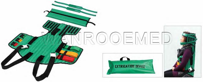 Kendrick Extrication Device, Body Splint, Rescue Kendrick Extrication, Medical Kendrick Extrication