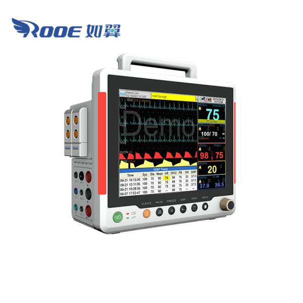 patient monitor, patient monitoring devices, portable patient monitor, modular patient monitor, patient monitor machine