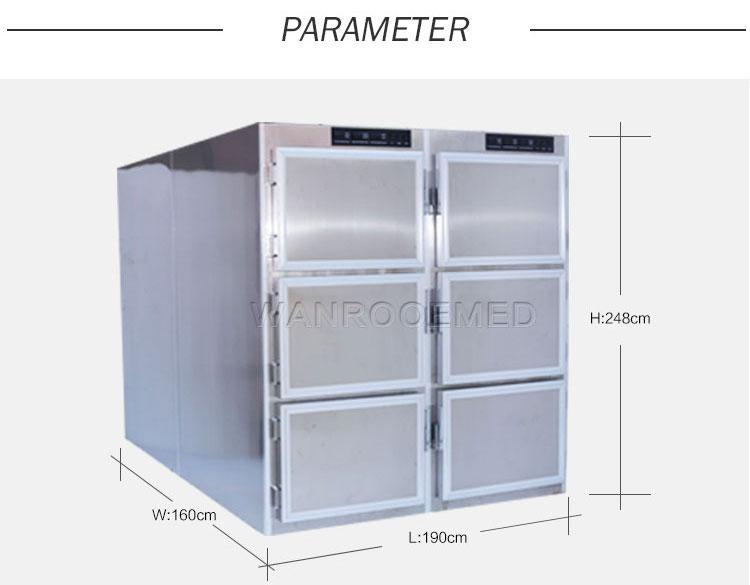 Mortuary Freezer, Mortuary Refrigerator, Body Refrigerator, Corpse Refrigerator, Corpse Freezer, Mortuary Cabinet