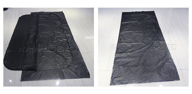 Polyester Material Mortuary Bag,Mortuary Bag, Funeral Body Bag, Transport Mortuary Bag, Body Bag, PVC Body Bag