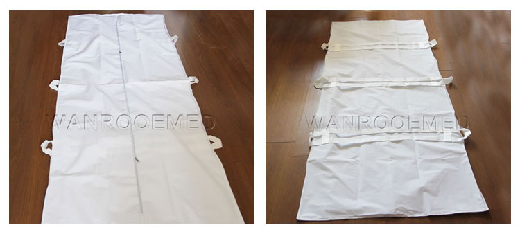 Mortuary Bag, Funeral Body Bag, Transport Body Bag, Chlorine Free Body Bag, PEVA Corpse Bag, Cadaver Bag
