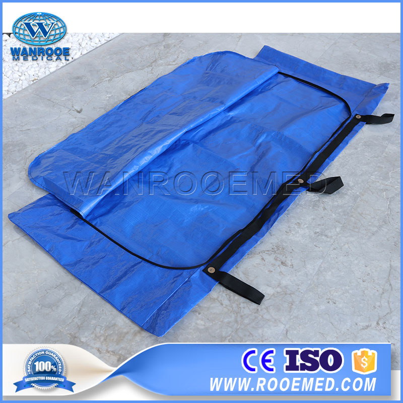 Cadaver Bag, Corpse Bag, Transport Dead Body Bag, PP PE Corpse Bag, Body Bag, Medium Duty Body Bag