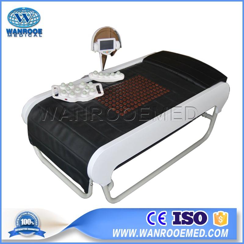 DB300 Medical Protable V3 Jade Roller Massage Bed Massage Table