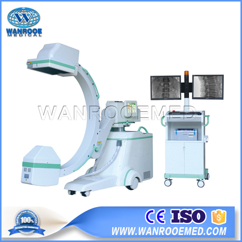 PLX7100A High Frequency Mobile Digital Surgical Fluoroscopy C Arm X Ray Machine