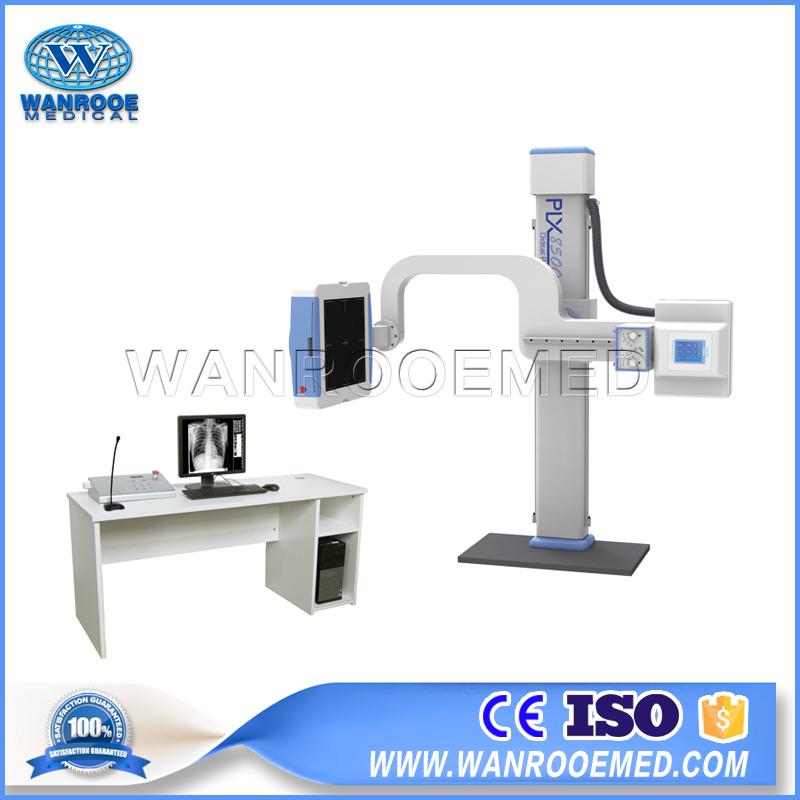 Hospital DR System, Digital Radiography System, Digital Radiography, Digital Radiography Equipment, Digital X-Ray Machine