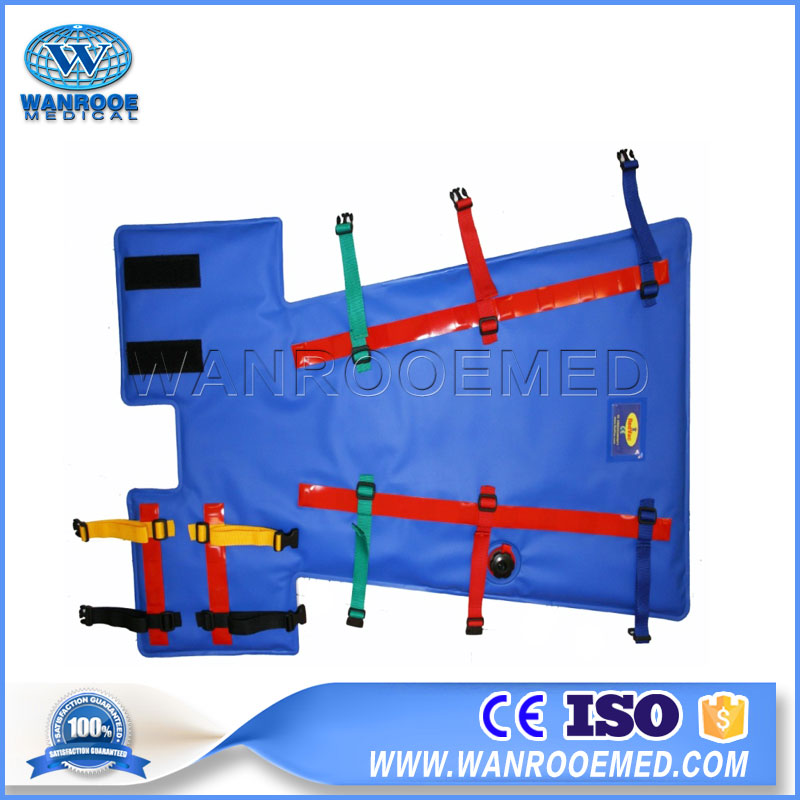 Foot Splint, Vacuum Mattress Foot Splint, Vacuum Mattress, Vacuum Splint, Portable Vacuum Mattress