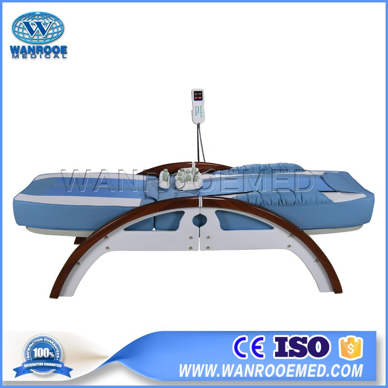 DB863JT-R Medical Electric Full-body Jade Massage Table Massage Bed