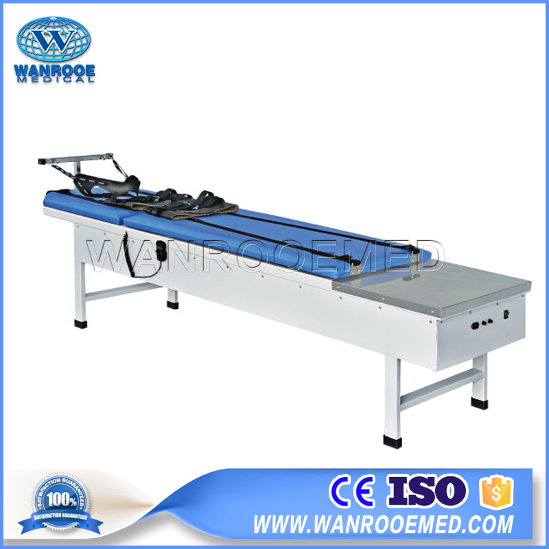 Electric Cervical Traction Table, Traction Bed, Medical Lumbar Traction Bed, Electric Traction Bed, Medical Traction Table