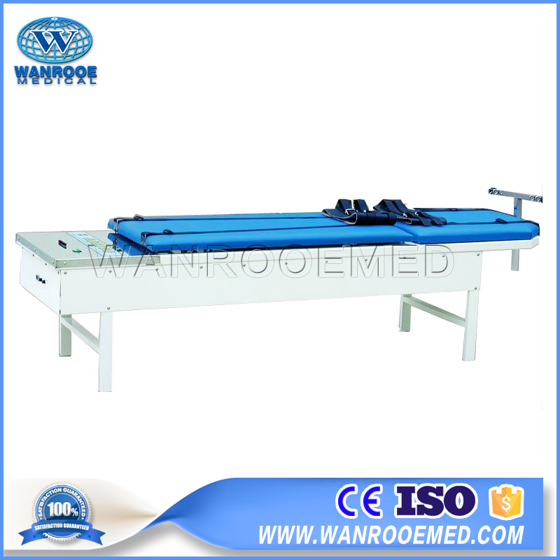DA-12D Medical Cervical and Lumbar Electric Traction Bed Traction Table