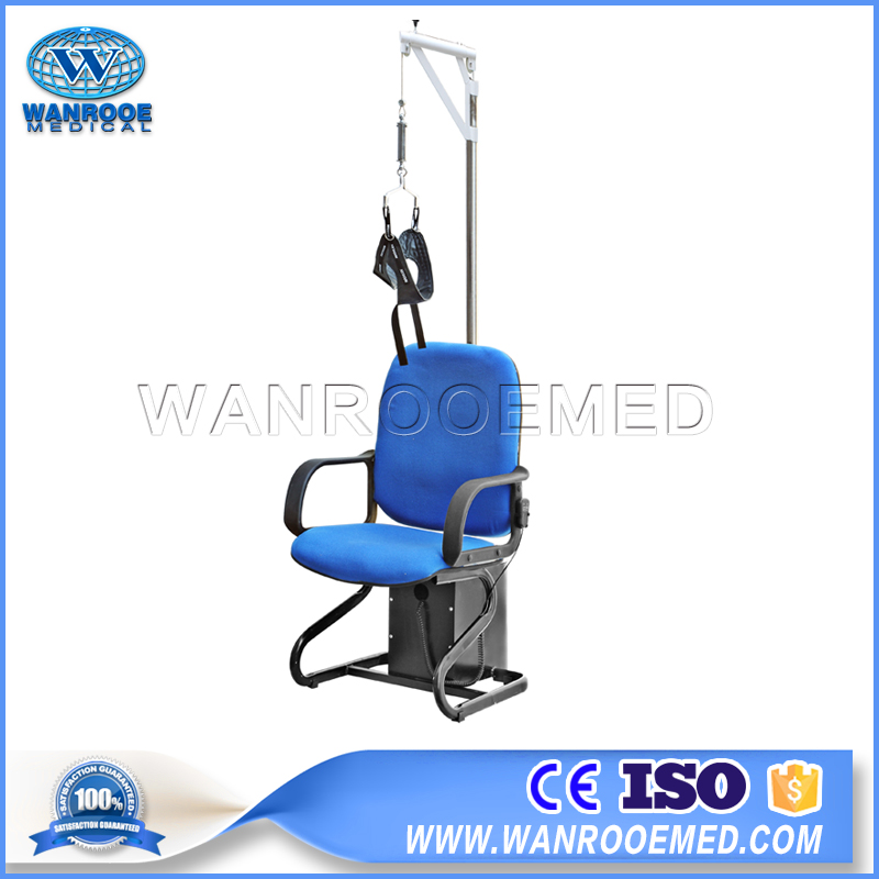 Traction chair, Medical Traction Chair, Electric Traction Chair, Cervical Traction Chair