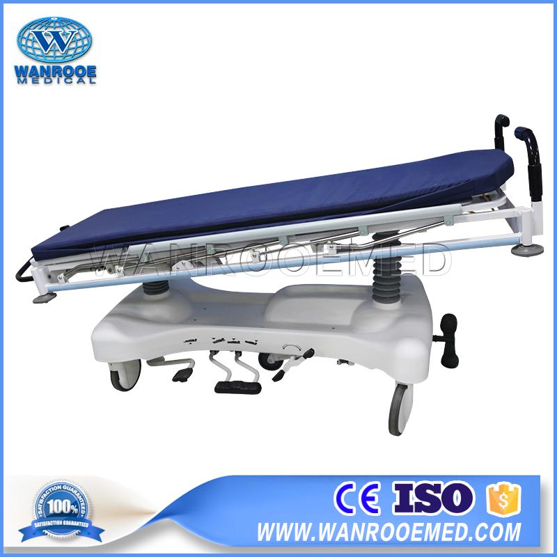Patient Transfer Stretcher, Hydraulic Patient Transfer Stretcher, Transfer Stretcher, Medical Transport Stretcher