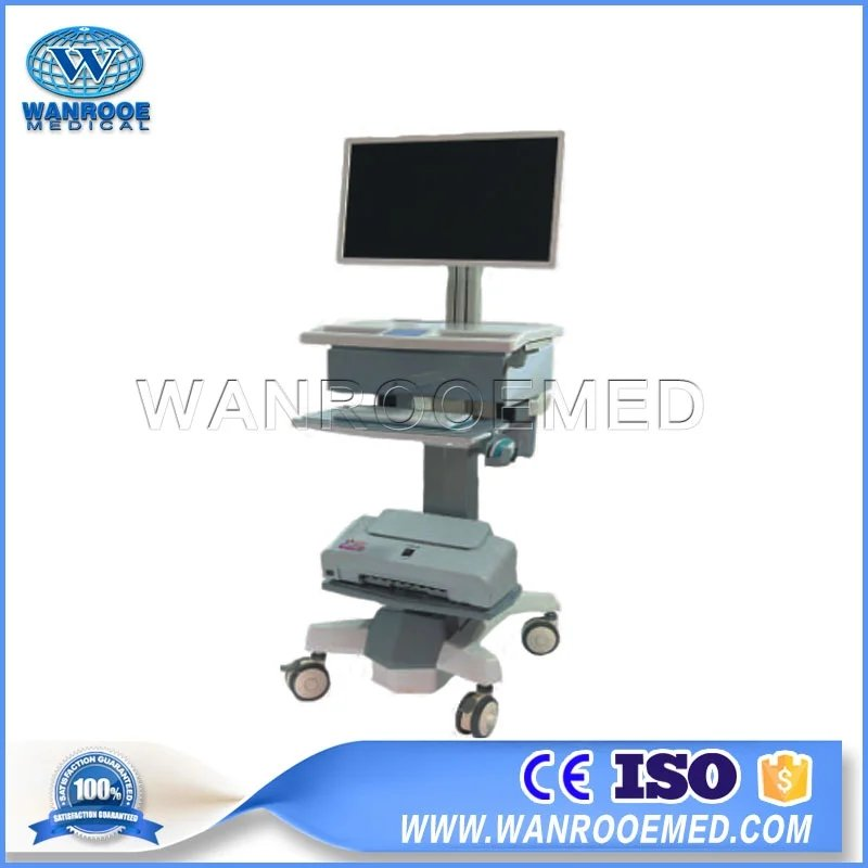 Computer Trolley, Trolley Cart, Workstation Cart, Workstation Trolley
