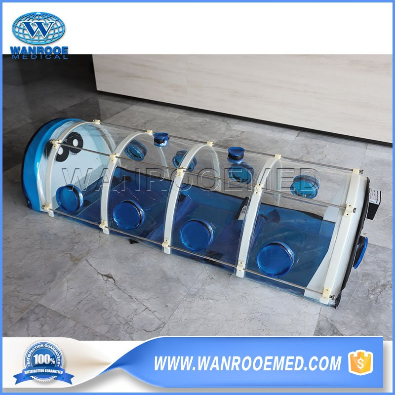 Isolation Stretcher,Isolation Chamber, Patient Isolation Stretcher, Emergency Stretcher