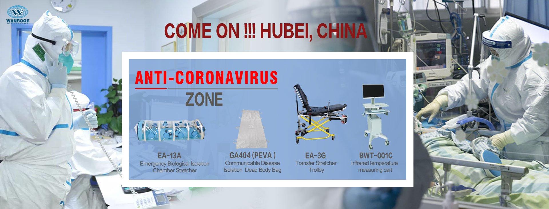 anti coronavirus zone