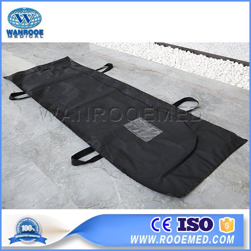 Cadaver Bag With Handles, Cadaver Bag, PEVA Body Bag, Corpse Bag, Dead Body Bag