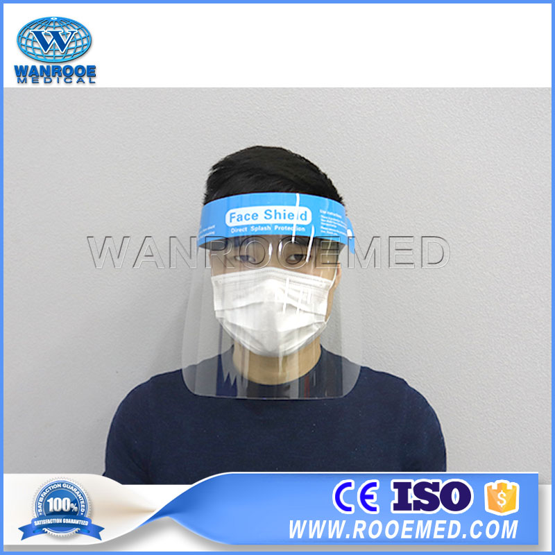 Safety Face Shield, PPE Face Shield, Transparent Face Shield, Surgical Face Shield, Face Shield Mask