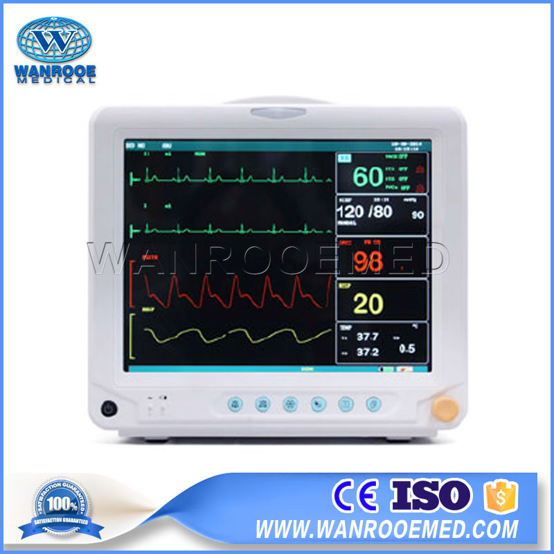 Ambulance Patient Monitor, Multi Parameter Patient Monitor, Remote Patient Monitoring Device, Portable Patient Monitor, Coronavirus Patient Monitor, Hospital Patient Monitor