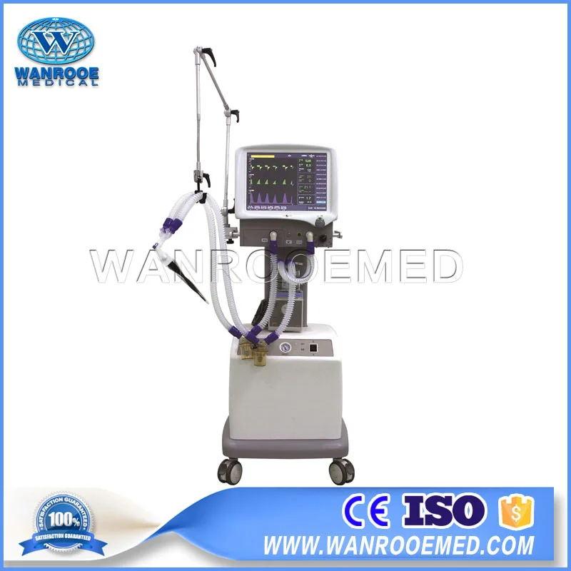 ICU Breathing Machine, Electric Breathing Machine, Portable Breathing Machine, Medical Breathing Machine
