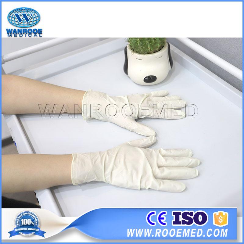 Rubber Gloves, Medical Rubber Gloves, Powder-free Rubber Gloves, Disposable Rubber Gloves