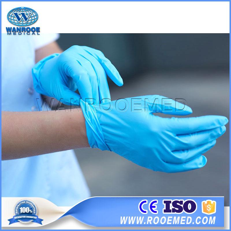 Nitrile Gloves, Disposable Nitrile Gloves, Powder Free Nitrile Gloves, Medical Gloves