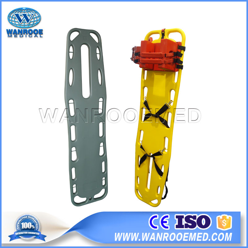 Spine Board, Available Back Board Stretcher, Patient Transfer Stretcher