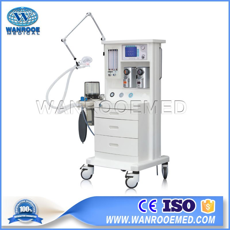 ICU Anesthesia Ventilator, Anesthesia Machine Equipment, Hospital Anesthesia