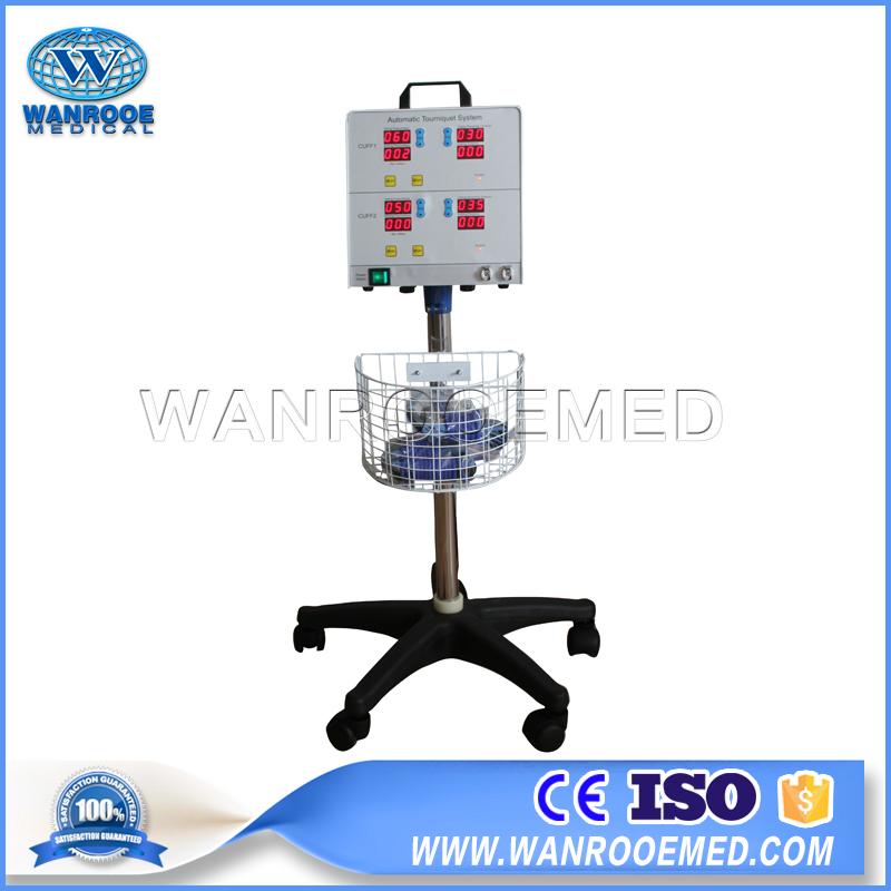 Pneumatic Electric Tourniquet, Tourniquet Machine, Hospital Automatic Tourniquet System