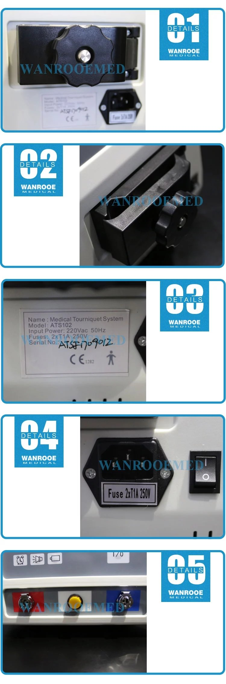 Hospital Tourniquet Machine, Pneumatic Electric Tourniquet, Medical Tourniquet Machine, Automatic Tourniquet Machine, Electronic Tourniquet Machine