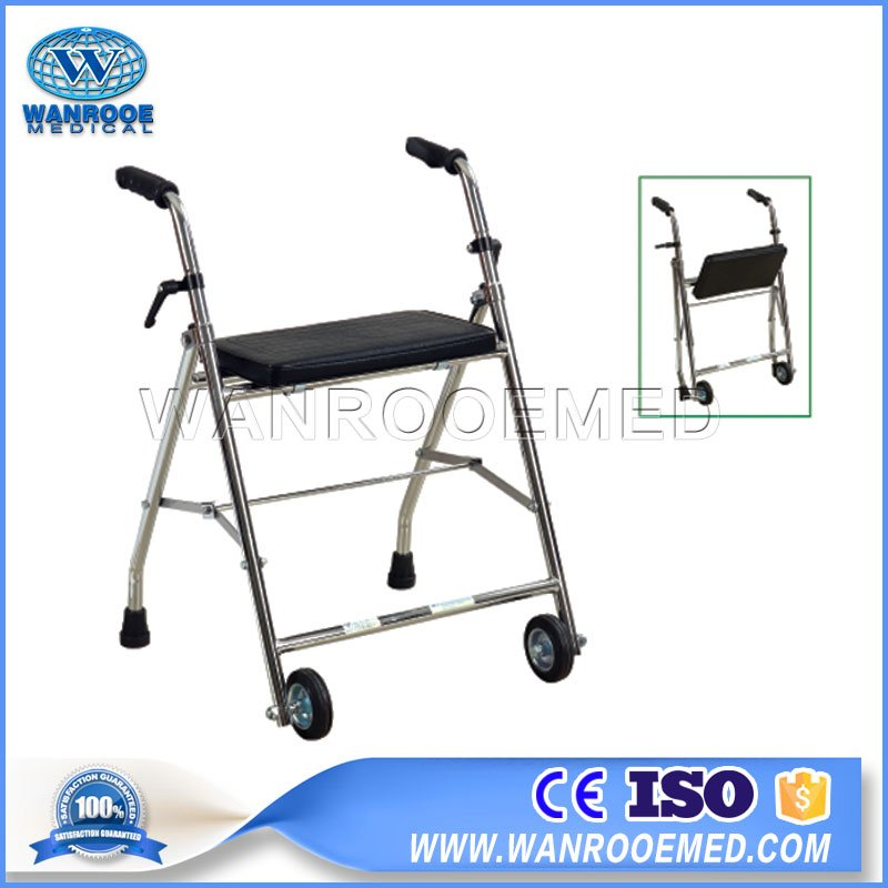 Walking Aid Stick, Stainless Steel Stick, Adjustable Help Stick