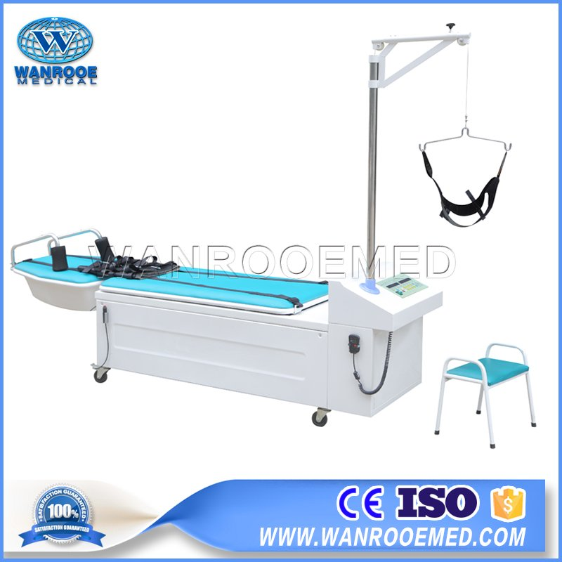 Lumbar Traction Bed, Three-Dimensional Bed, Medical Therapy Traction Bed, Electric Bed