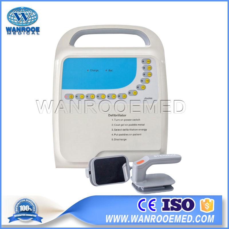 Defibrillator Machine, Automated External Defibrillator, Portable Defibrillator