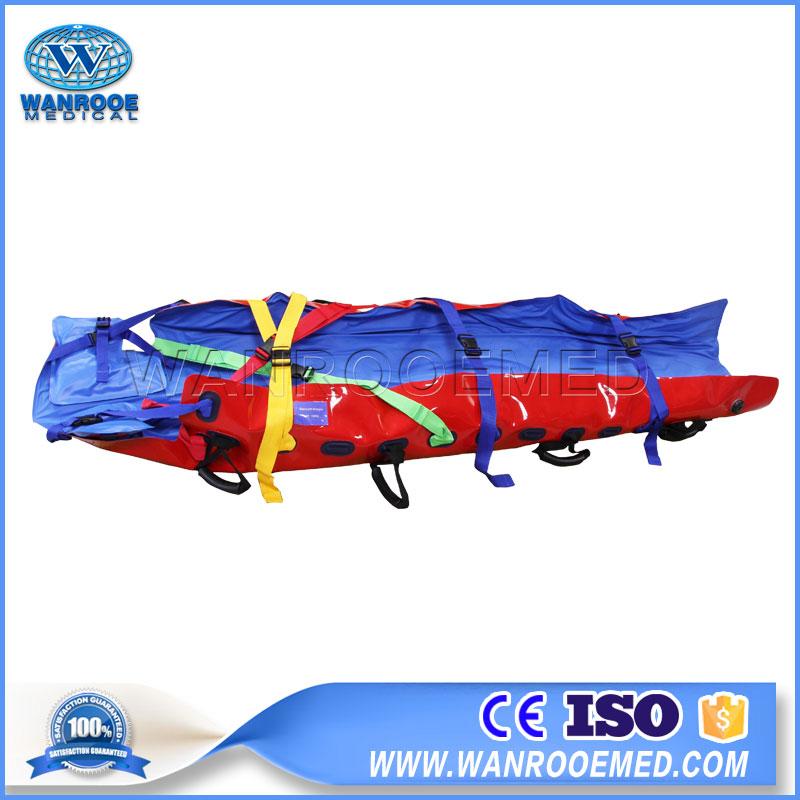 Full Body Portable, Vacuum Mattress Stretcher, Emergency Stretcher