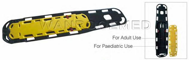 Water Floating Rescue Stretcher, Spine Board Stretcher, Emergency Spine Board
