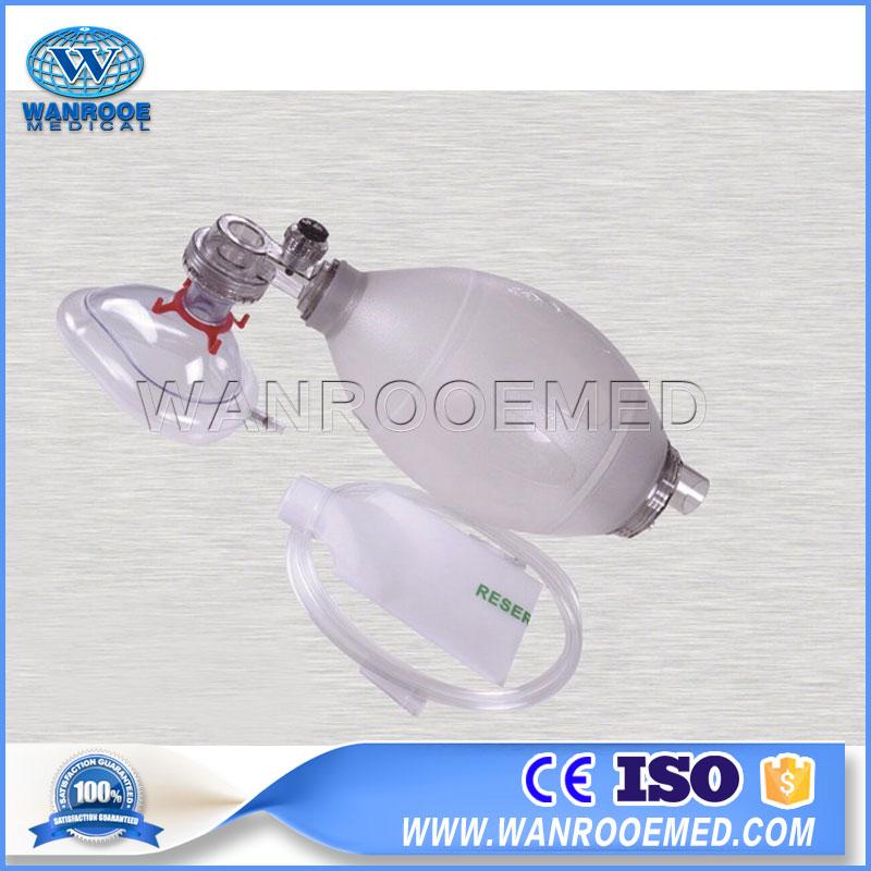 SEBS Resuscitator, Manual SEBS Resuscitator, Ambu Bag Resuscitator, Disposable Resuscitator