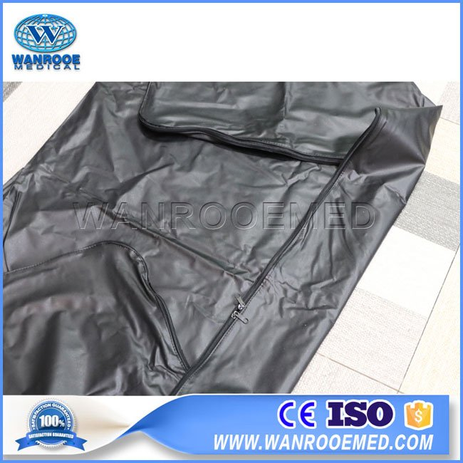 PVC Cadaver Bag, Dead Body Bag, Cadaver Bag, Disposable Cadaver Bag, Heavy Duty Body Bag