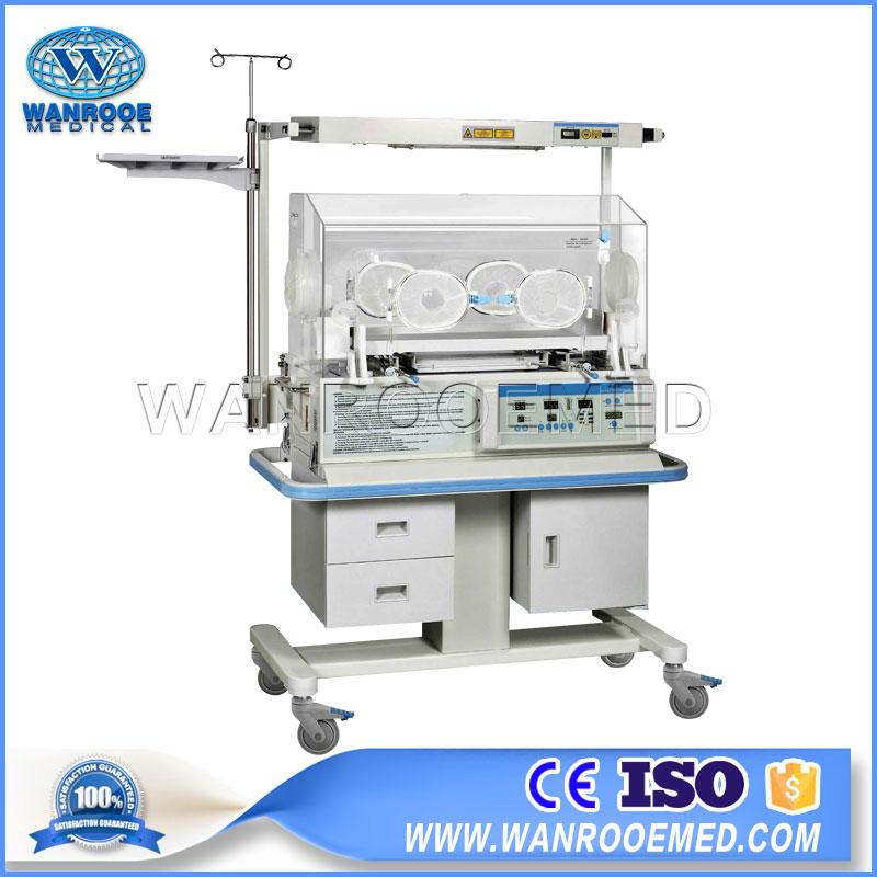 Radiant Warmer Incubator, Baby Nursing Incubator, Hospital Infant Incubator, Portable Radiant Warmer
