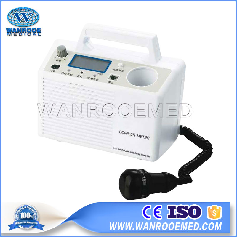 Heartbeat Detector, Baby Infant, Ultrasonic Detector