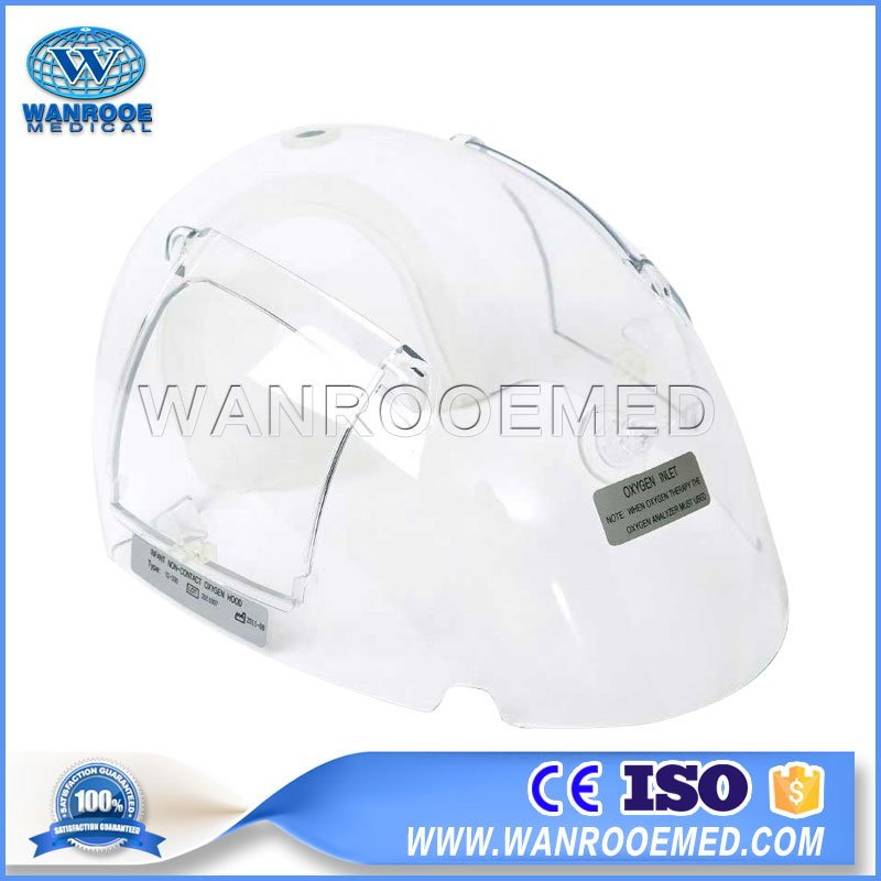 Oxygen Therapy Hood, Inant Therapy Hood, Transparent Therapy Hood