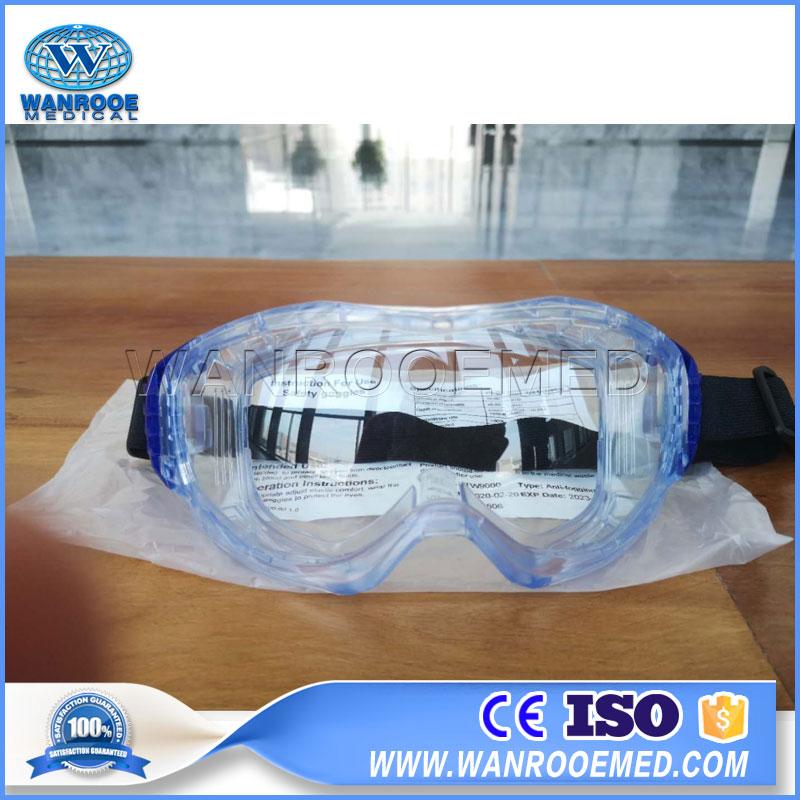 Protective Goggles, anti-fog lens Goggles, Protective Glasses