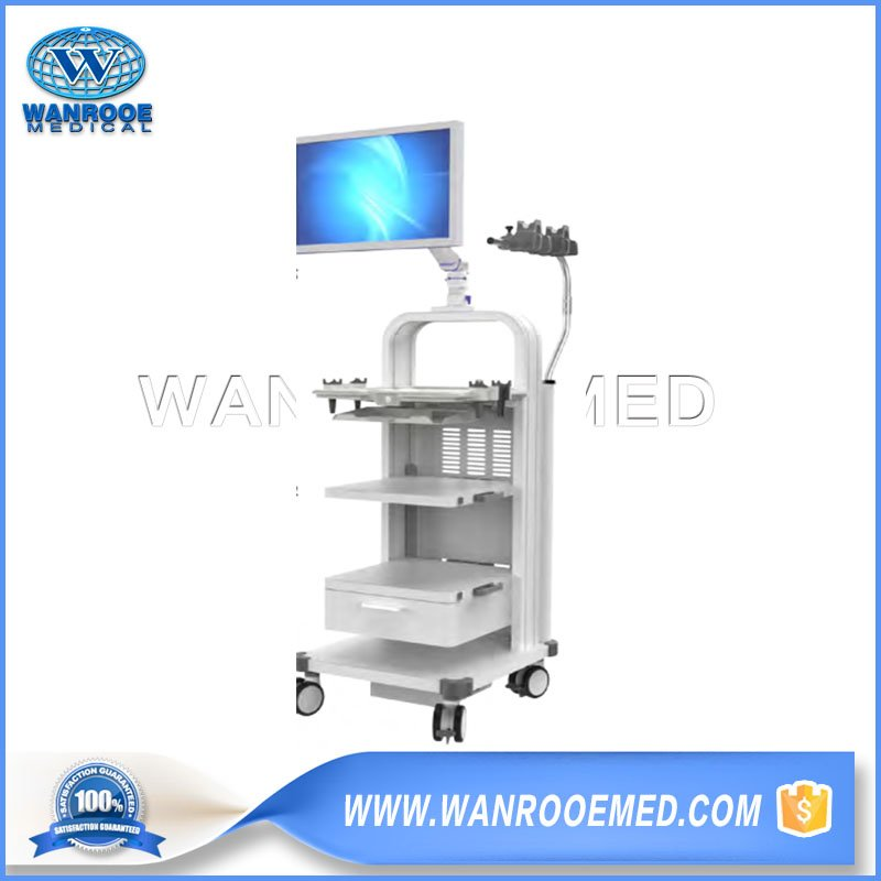 Medical Computer Cart, Computer Trolley Cart, Hospital Workstation Cart, Medical Computer Cart, Medical Cart