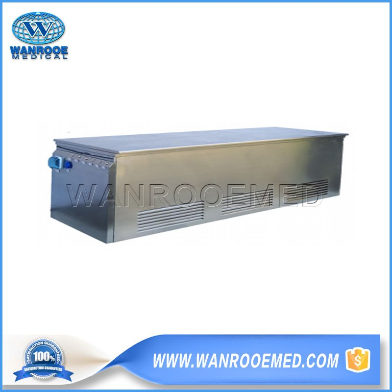 Stainless Steel Defrost Pool , Double Exhaust Defrost Pool, Mortuary Defrost Pool, Multi - functional Defrost Pool