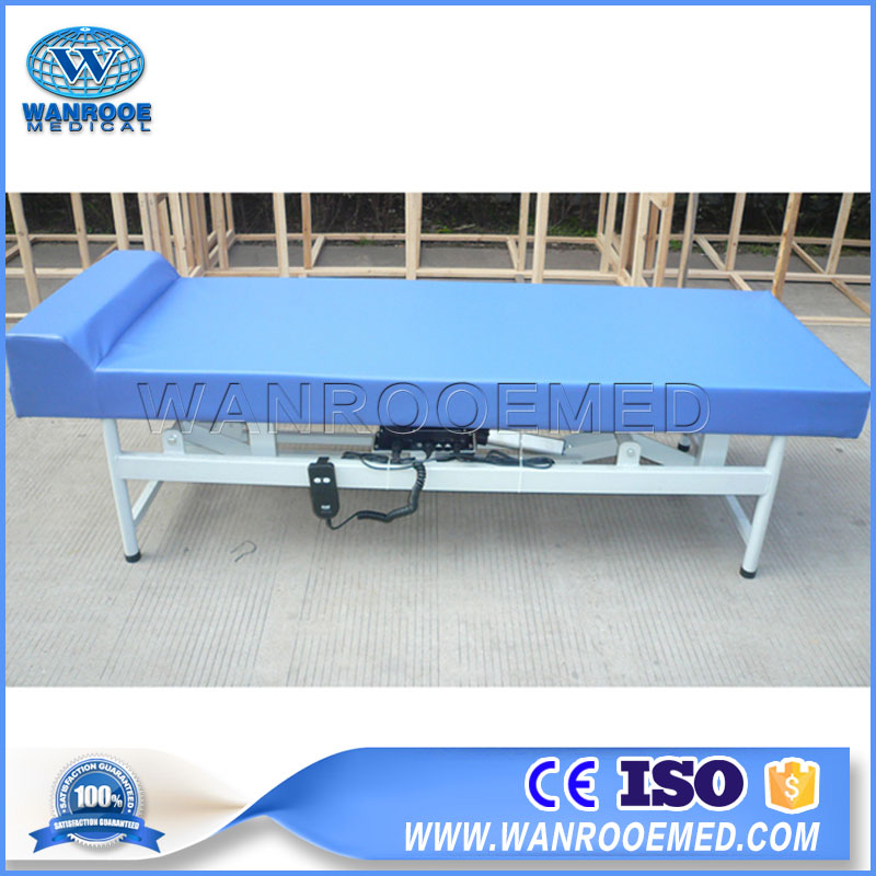 Electric Examination Bed, Adjustable Exam Table, Medical Electrical Exam Table, Hospital Examination Table