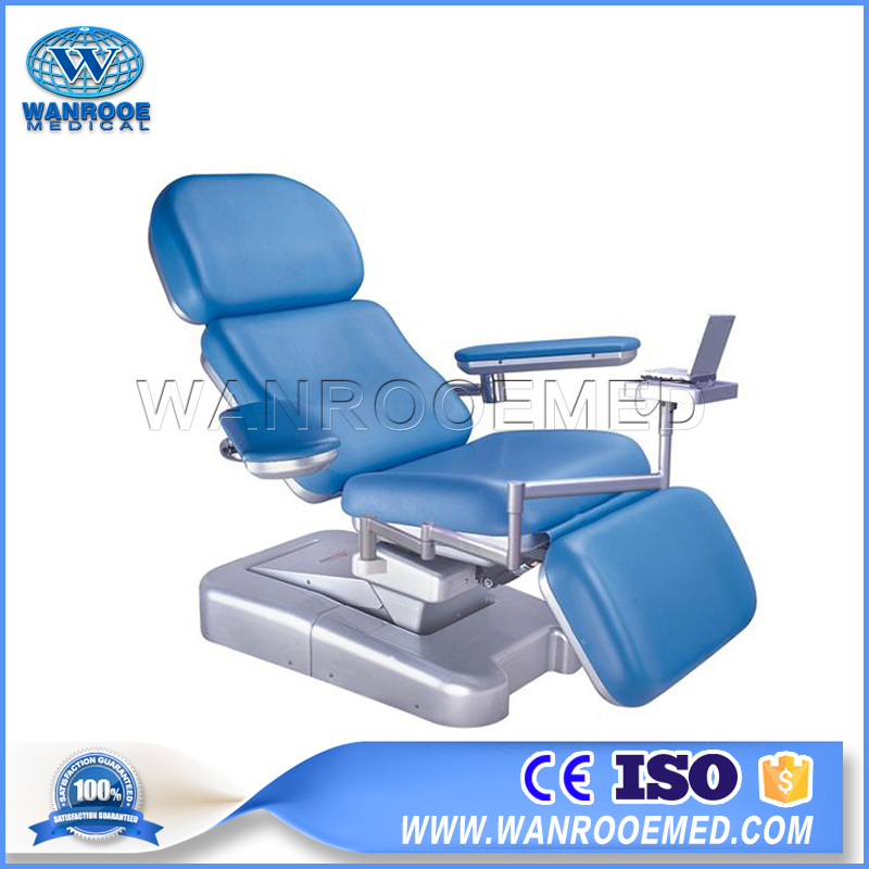 Manual Patient Blood Donor Chair, Folding Blood Donation Chair, Adjustable Blood Chair, Blood Collection Chair, Medical Used Blood Donor Chair