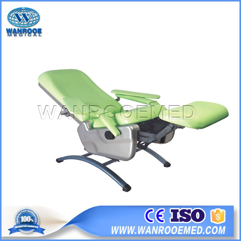 Medical Blood Collection Chair, Manual Blood Donor Chair, Blood Collection Chair, Hospital Blood Donation Chair