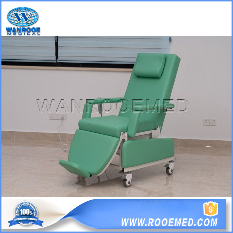Dialysis Chair, Hospital Dialysis Chair, Electric Dialysis Chair, Blood Donation Chair, Medical Blood Donation Chair